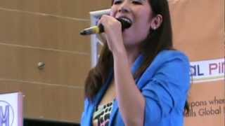 Patuloy ang pangarap by Angeline Quinto LIVE