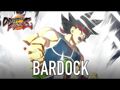 Teaser pour Bardock de Dragon Ball FighterZ