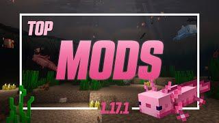 Top 20 Mods para Minecraft 1.17.1