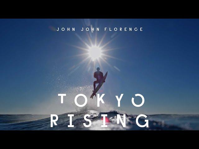 Tokio Rising la nueva película de John John Florence
