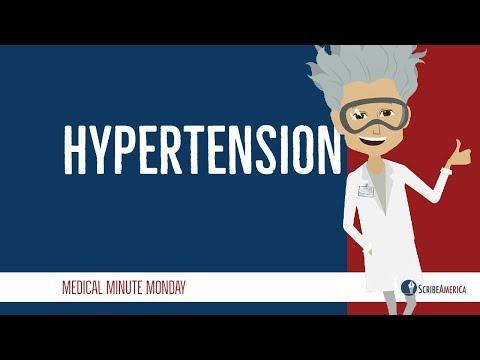 A magas vérnyomás orvosának kezelése