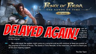 Prince Of Persia: The Sands Of Time Remake DELAYED AGAIN - What's Going On?