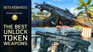Black Ops 4: The 4 Weapons You Must Use Your Free Unlock Token(s) On to DOMINATE