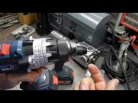 Metall-Bohrfutter Bosch GSR - Die Lösung wenn das Futter nicht schließt