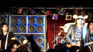 Ace Frehley - Whats On Your Mind, BB Kings, NYC ,10-25-2011