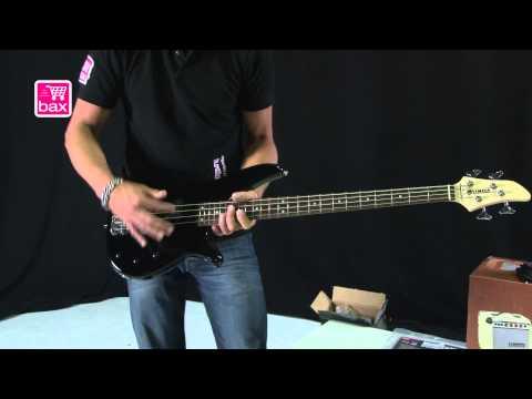 Basgitaar Startersset - Yamaha RBX170BL set
