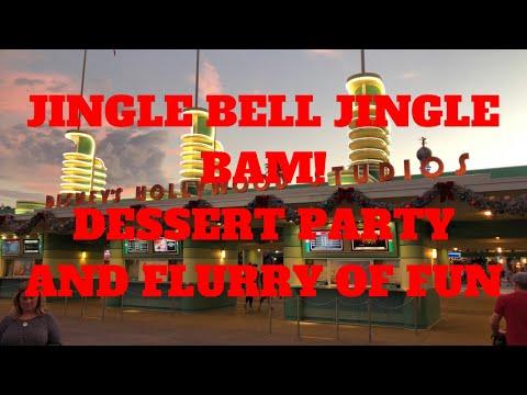 Jingle Bell Jingle BAM! Dessert Party Review