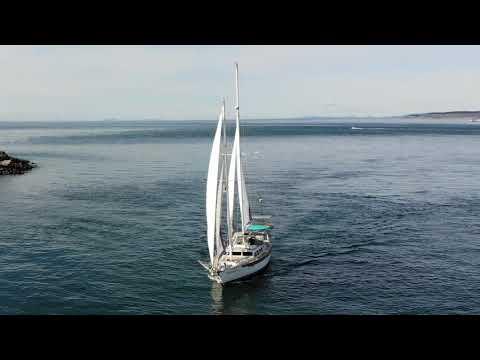 Custom Naumann & Dunbar Schooner video