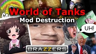 WoT Mod Destruction