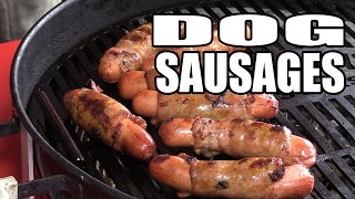 Dog Sausage recipe by the BBQ Pit Boys