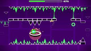 Geometry Dash: Cycles 100% Complete! (Harder)