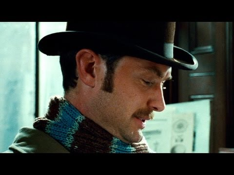 ± Streaming Online Sherlock Holmes: A Game of Shadows