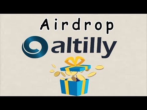 Ganhe Criptomoedas Grátis no Airdrop da Exchange Altilly ! (XQR)