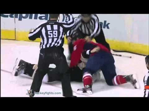 Matt Beleskey vs Matt Hendricks