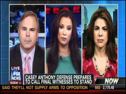Dan Conaway on Fox News Channel discussing Casey Anthony on June 30, 2011