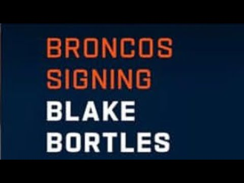 Blake Bortles Highlights ll Welcome To Denver ll