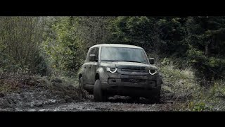 NO TIME TO DIE | LAND ROVER NEW DEFENDER