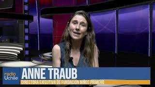 Anne Traub: Regalar educación es regalar futuro