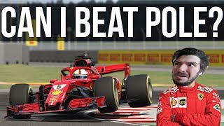 Can I Beat The Formula 1 Canadian GP Pole Time?