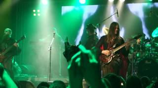 Arcturus - Raudt Og Svart @ Volta, Moscow 04.03.2017