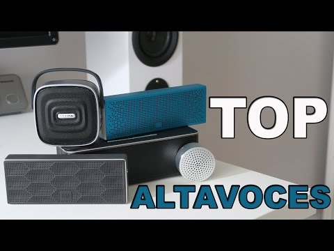 Top altavoces portátiles Bluetooth (2016)