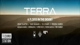Gambar cover DJ Zombi - Terra Pre-Party DJ Mix