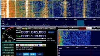 AM DX 1530 KGBT Harlingen TX USA, heard in Finland