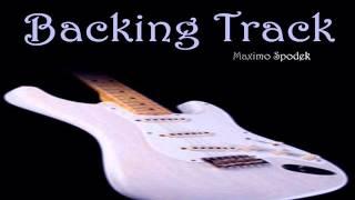 ROCK & ROLL SHUFFLE BACKING TRACK IN C