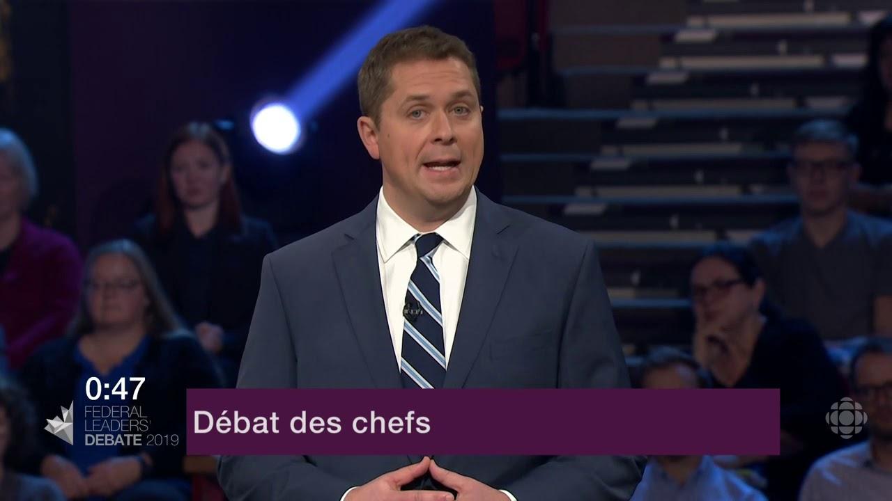 Question d'Yves-François Blanchet à Andrew Scheer