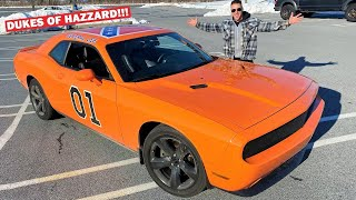 """I BOUGHT A MODERN """"GENERAL LEE"""" to Test if the TV Jumps Are Realistic..."""