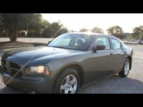 Pre-Owned 2009 Dodge Charger 4dr Sdn SE RWD