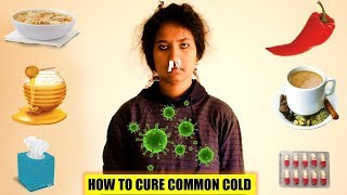 How to Treat and Prevent Common Cold