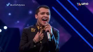 Me Va A Extrañar Montaner Y Christian Nodal La Voz Azteca Mexico 2020 Martes 11 Agosto Capitulo 30