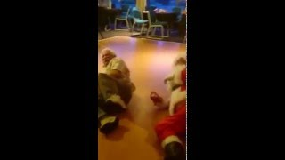 Santa Wipeout 2015 - Titahi Bay Bowling Club