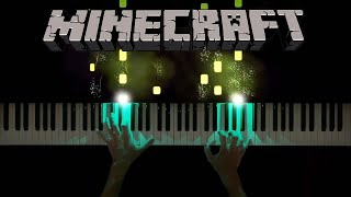 minecraft wet hands piano easy - TH-Clip