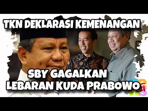 SBY Gagalkan Lebaran Kuda Prabowo