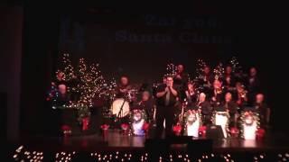 Unforgettable Big Band - 'Zat You, Santa Claus (ML)