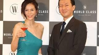 世界一バーテンダー凱旋=日本人初の大会覇者が華麗な技を披露