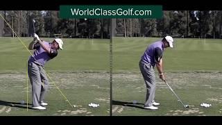Lee Westwood Golf Swing -DEEP TO SHALLOW- Craig Hanson Golf
