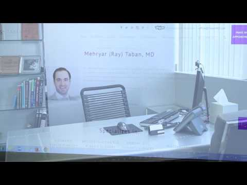 Oculoplastic Surgeon Dr. Taban's Los Angeles Office