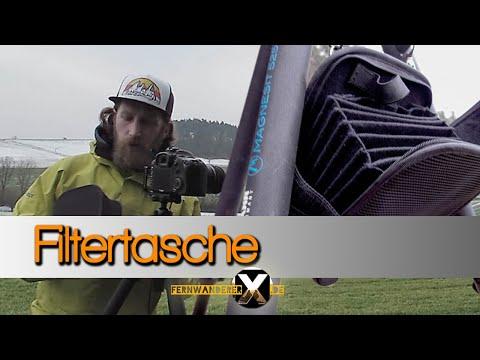 COKIN FILTERTASCHE Review Z306 _ Filter für Landschaftsfotografie sicher aufbewahren