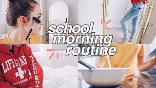 SCHOOL MORNING ROUTINE 2017-2018!