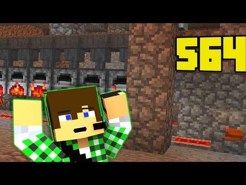 Minecraft ITA - #564 - LA MEGA FORNACE!!