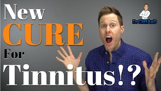 A New CURE For Tinnitus? | OTO-313