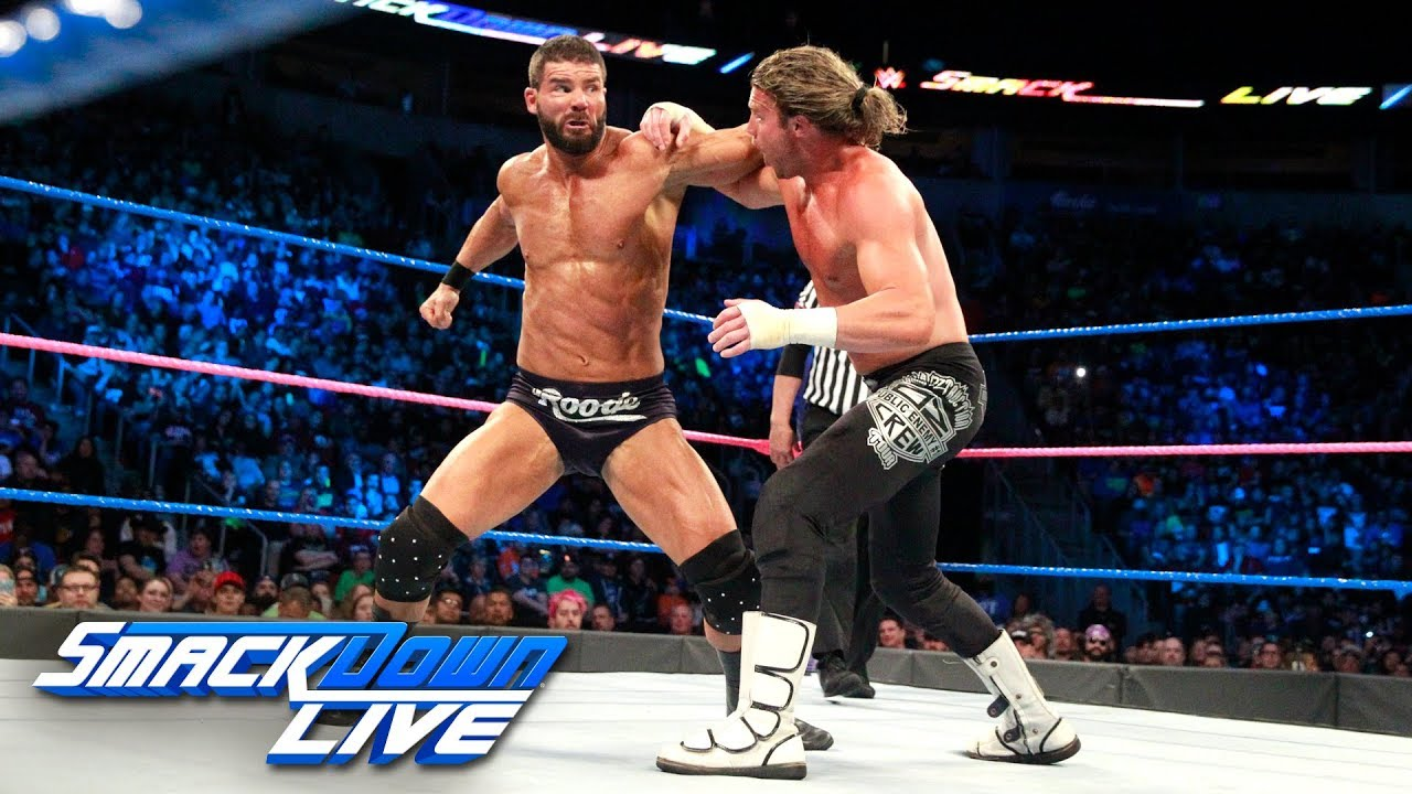 Robert Roode Recalls Dolph Ziggler Being His First Opponent On The WWE Main Roster