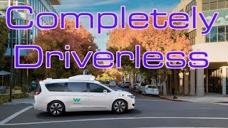 How Waymo Got To Ditch The Driver in California