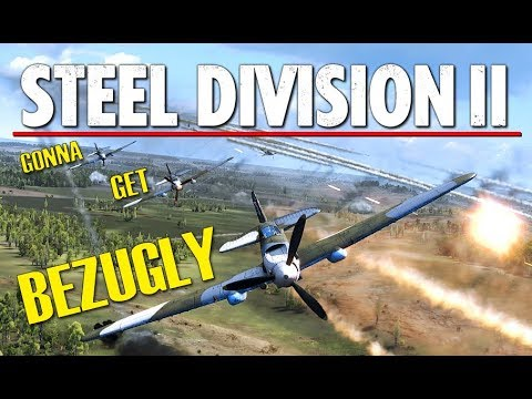 GONNA GET BEZUGLY! Steel Division 2 Conquest Gameplay (Ostrowno, 4v4)