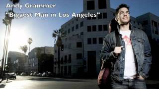 "New! Andy Grammer ""Biggest Man in Los Angeles"""