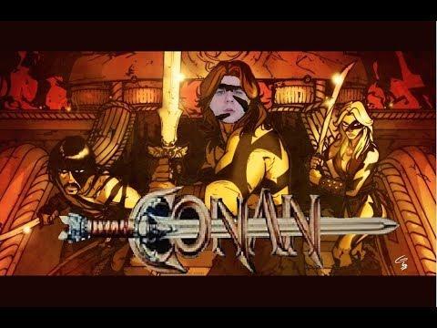 Literatura: Conan o Bárbaro