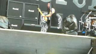 preview picture of video 'Disturbed - Nova Rock Festival 2009'